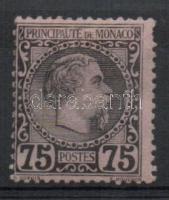 1885 Mi 8 (Mi EUR 280.-) (1 fog hiány/1 perf. missing)
