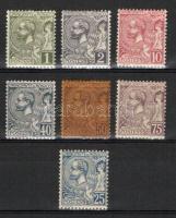 1891/1901 Mi 11, 12, 14, 17, 18, 19, 25