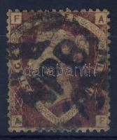 1870 Mi 37 Pl 1