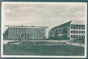 Uzhhorod, Zemsky úrad / Provincial Office, Ungvár, Tartományi hivatal