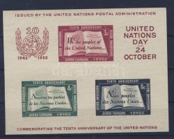 1955 Mi blokk 1 I.