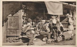 Sarajevo country people