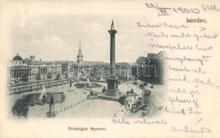 London Trafalgar square, London Trafalgar tér