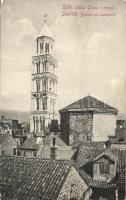 Split cathedral and bell tower (EK)