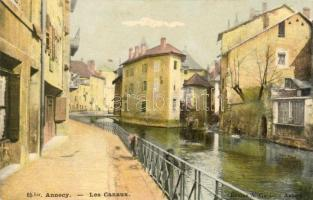 Annecy, Canal