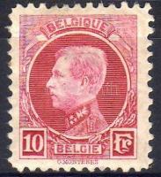 King Albert I stamp, I. Albert király bélyeg, König Albert I. Marke