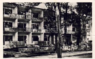 Balatonaliga Hotel Foto AK
