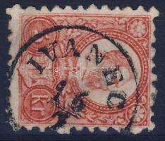 1871 Réznyomat 5kr / Mi 10 IVANEC