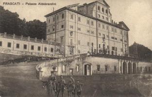 Frascati, Palazzo Aldobrandini