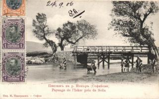 Sofia Isker river, folklore
