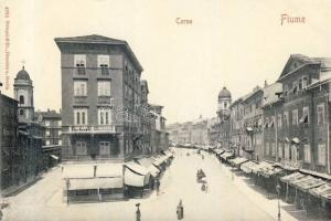 Fiume, Corso, Fiume, Korzó