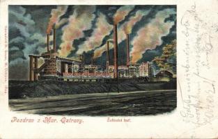 Ostrava, Zofinská hut / Zofinska furnace