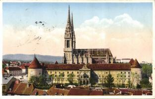 Zagreb, The Cathedral church, Archbishop's Palace