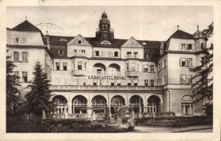 Pöstyénfürdő Grand Hotel Royal (Rb)