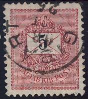 1898 5 kr GIBÁRT