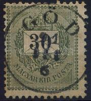 1889 30 kr GÖD