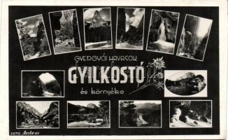 Gyergyói havasok and the area of Gyilkos-tó