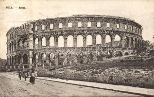 Pola, Arena, amphitheatre