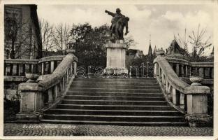 Budapest XXII. Budafok, Hősök szobra