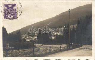 Spindleruv Mlyn, Spindermühle