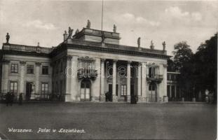 Warsawa, Warsaw; Palac w Lazienkach / Bathing palace