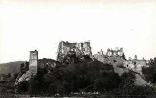 Krosno; Odrzykonski castle ruins