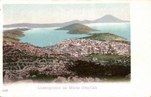 Mali Losinj, Lussinpiccolo; Monte Umpiliak