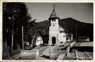 Baile Tusnad, chapel, Tusnádfürdő, templom