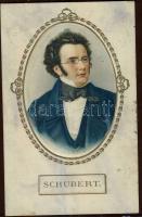 Franz Schubert Emb. litho