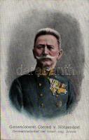 Count Franz Conrad von Hötzendorf So. Stpl
