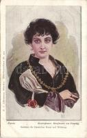 1899 Porzia from Shakespeare´s The Merchant of Venice