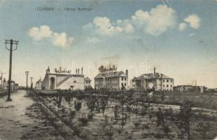 Novi Sad, hospital, Újvidék, Városi kórház