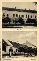 Dunaszekcső, iskola, községháza