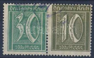 1921 Füzetösszefüggés Mi W19