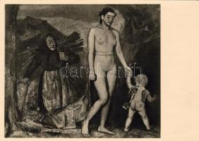 'Zauberei im Herbst' / 'Wizardry in autumn' House of German Art, pinx. Sepp Hilz