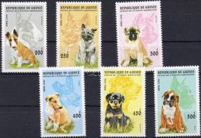 Dogs set, Kutyák sor, Hunde Satz