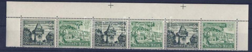 1939 Téli segély füzetív összefüggés