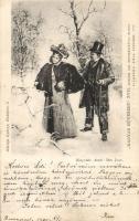 Don Juan, couple s: Neogrády Antal, Don Juan, pár 'Magyar Művészet XVII.' kiadja Silberer Béla s: Neogrády Antal