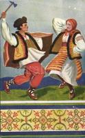 Polish folklore, folk dance s: Atef, Lengyel folklór, néptánc s: Atef