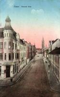 Cáslav, Husova trída / street