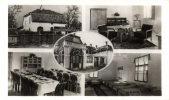 Budapest XVI. Rákosszentmihály, Szövetkezeti Gazdasszonyképző Otthon, belső