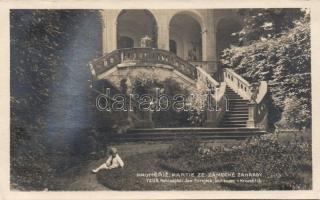 Kromeriz, Zámecké Zahrady / castle garden