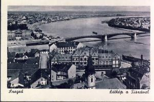 Szeged, Tisza