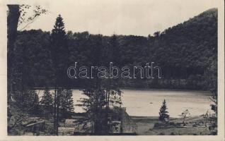 Baile Tusnad, lake, Tusnádfürdő, Szent Anna tó