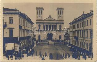 Saint Petersburg, Eglise St. Pierre / church, fur manucfactory