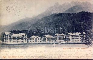 Toblach, Hotel