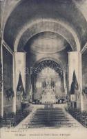 Algiers Nortre Dame d´Afrique church interior