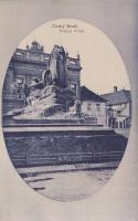 Cesky Brod, Prokop Velky / statue
