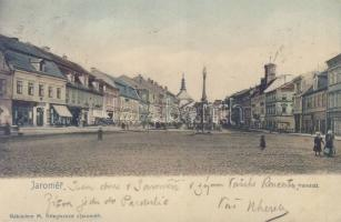 Jaromer, Námesti / square