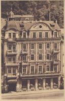 Karlovy Vary, Karlsbad; Hotel Post, Altkarlsbader Wein- und Bierstube / wine and beer hall